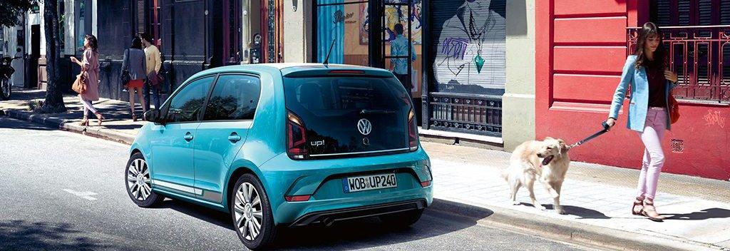 Volkswagen Up Palermo