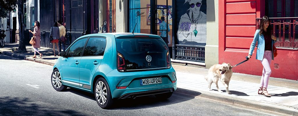 Volkswagen Up Palermo