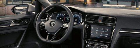 Interni Volkswagen Golf
